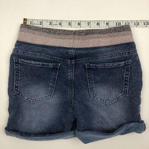Vanilla Star Bottoms - SALE Vanilla Star Girls Jean Shorts